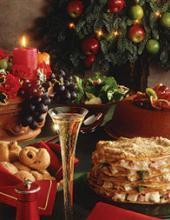 Новогоднее меню, сладкое новогоднее меню, снежные венки, печенье, печенье зимние звезды, сбитень, медок, творожный крем, крем, новый год
